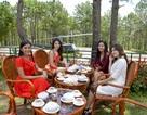 Hoa hậu biển Nguyễn Thị Loan, Quỳnh Châu khoe sắc tại Đà Lạt