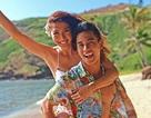 Siêu mẫu Ngọc Quyên du hí Hawaii cùng bạn thân Hồ Vĩnh Khoa
