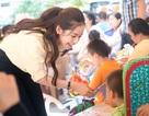 Chi Pu đón Trung thu cùng 150 trẻ khuyết tật