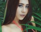 Miss Teen thân thiện Hồ Bích Trâm khoe vẻ gợi cảm với bikini