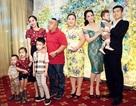 Đông đảo nghệ sĩ dự tiệc sinh nhật con trai Nhật Kim Anh