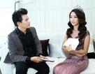 Hoa hậu Mỹ Linh được MC Vũ Mạnh Cường khen ăn nói sắc bén