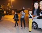 Thiếu gia Phan Thành bị bắt gặp đưa đón hot girl Salim tại Hà Nội