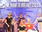 Minh Quân cùng Quán quân The Voice Kids tích cực tổng duyệt Nhân tài đất Việt