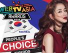 Chi Pu tiếp tục sang Hàn trao giải WebTV Asia Awards cùng SNSD