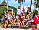 """Lệ Hằng cùng dàn """"chân dài"""" Miss Universe khám phá """"thiên đường"""" ẩn giấu của Philippines"""