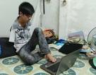 Chàng trai không tay: Tự tin sau 2 năm đại học