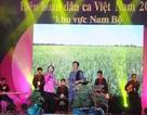 Liên hoan dân ca Việt Nam khu vực Nam bộ trên đất sen hồng
