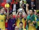 Nhà vô địch futsal thế giới Brazil đến TPHCM đá giao hữu