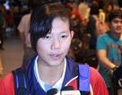 Đoàn thể thao Việt Nam về nước trong vòng tay người hâm mộ