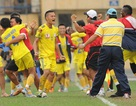 V.Ninh Bình tuột chiến thắng trên sân HV.An Giang