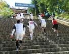 Đội tuyển bóng đá nữ Việt Nam miệt mài rèn thể lực tại Đà Lạt