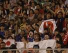 Người Nhật hào hứng với giải châu Á trên sân Thống Nhất