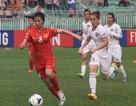 Đội tuyển nữ Việt Nam: Mới ổn định ở hàng thủ