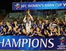 Đội tuyển nữ Nhật Bản lần đầu vô địch châu Á