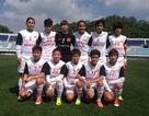 Đội tuyển nữ kết thúc quá trình chuẩn bị cho VCK châu Á 2014