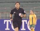 Asian Cup nữ: Nhận thẻ đỏ, cầu thủ Trung Quốc hai phút sau mới rời sân