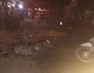 Xe máy chở 4 tông xe ngược chiều, 2 người tử vong