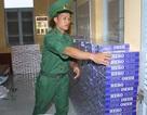 Biên phòng An Giang bắt vụ vận chuyển thuốc lá lậu qui mô từ trước đến nay
