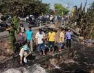 Cháy kho sản xuất hương, 5 người thoát chết