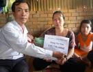 Trao hơn 115 triệu đồng đến gia đình chị Đặng Thị Tâm