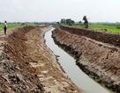 42 nông dân hiến đất hàng tỷ đồng làm kênh cứu lúa