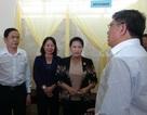 Chủ tịch Hội đồng bầu cử Quốc gia kiểm tra công tác bầu cử tại An Giang