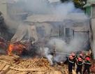 Cháy xưởng gỗ, thiệt hại hàng trăm triệu đồng