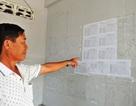 """""""Quên"""" 728 hộ dân khi hỗ trợ hạn, mặn"""