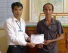 Trao hơn 40 triệu đồng đến gia đình ông Trương Văn Được