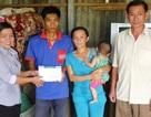 Trao hơn 45 triệu đồng đến anh Kiều Văn Ngùng