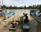 Qua sông sửa chữa xe đạp, 2 học sinh chết đuối thương tâm