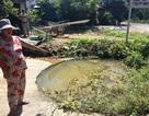 Đầu mùa khô, hàng trăm hộ dân phấp phỏng lo thiếu nước