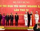 Bộ Xây dựng nhận Huân chương Độc lập hạng nhất