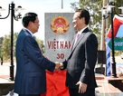 Thủ tướng Việt Nam – Campuchia tuyên bố hoàn thành hệ thống mốc giới giữa 2 nước