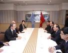 Thủ tướng trao đổi vấn đề Biển Đông với Tổng Thư ký Liên hợp quốc
