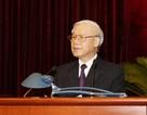 Tổng Bí thư: Giới thiệu Chủ tịch nước, Thủ tướng, Chủ tịch Quốc hội đương nhiệm làm tiếp khóa mới