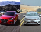 Nên mua Toyota Corolla Altis hay Mazda3?