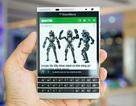 Đập hộp Blackberry Passport Sliver Edition chính hãng tại Việt Nam