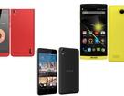 Infographics: 5 smartphone tầm trung sắp lên kệ trong tháng 10/2015