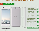 Infographic: 5 smartphone cao cấp sắp bán trong tháng 11/2015
