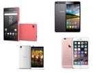 5 smartphone mới vừa lên kệ thị trường Việt
