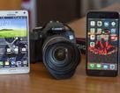 Smartphone giúp máy ảnh DSLR bán chạy hơn?