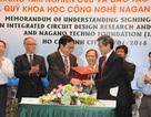 Nhật Bản giúp Việt Nam thúc đẩy phát triển công nghiệp vi mạch