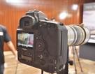 Cận cảnh Canon EOS-1D X Mark II mới ra mắt tại Việt Nam