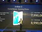 """Zenfone 3 có lượt đặt hàng trước thấp vì """"giá cao"""""""