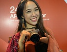 FujiFilm trình làng mẫu máy ảnh không gương lật X-A3 tại Việt Nam