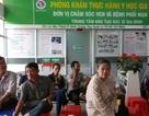 Người bệnh đến khám chữa tại bệnh viện quận huyện tăng cao