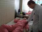 Mổ lấy máu tụ cho bệnh nhân bị chồng đánh nứt hộp sọ