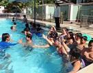 TPHCM: Ưu tiên dạy bơi lội cho học sinh